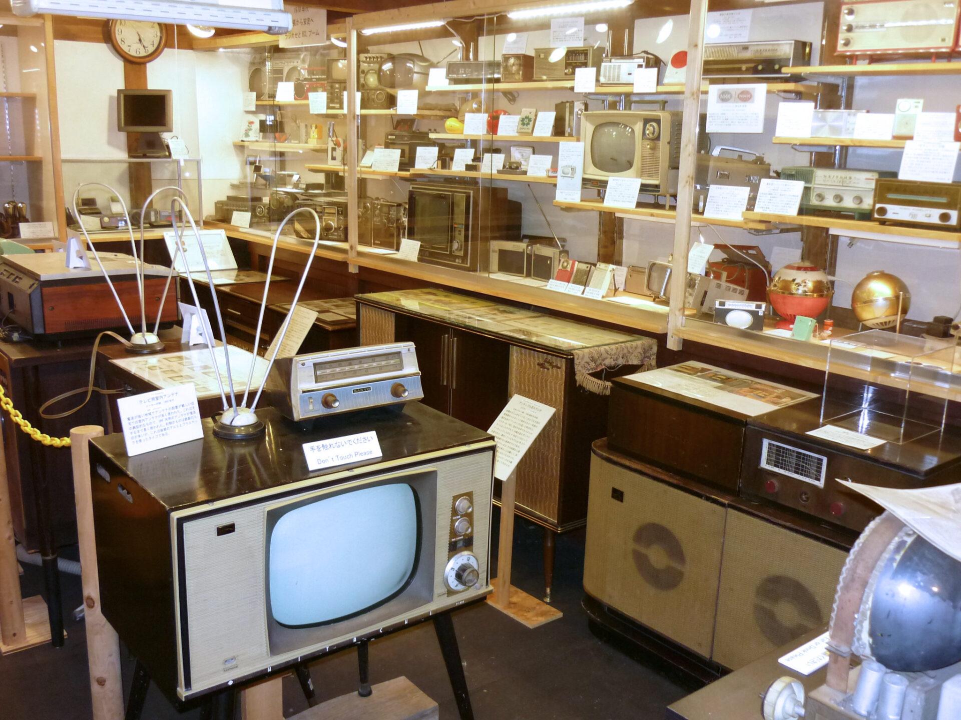 日本ラジオ博物館